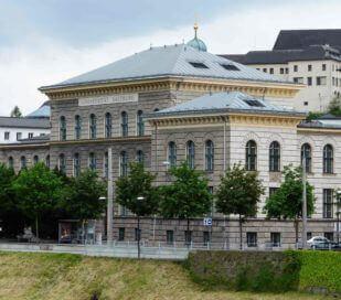 Зальцбургский Государственный Университет